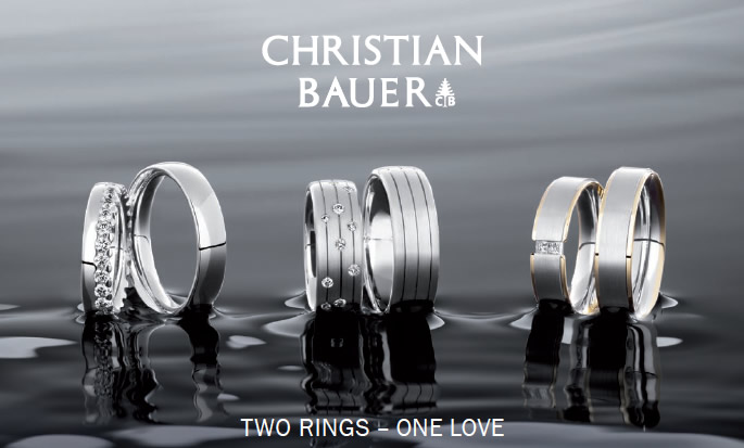 Wedding Rings Bands By Bauer